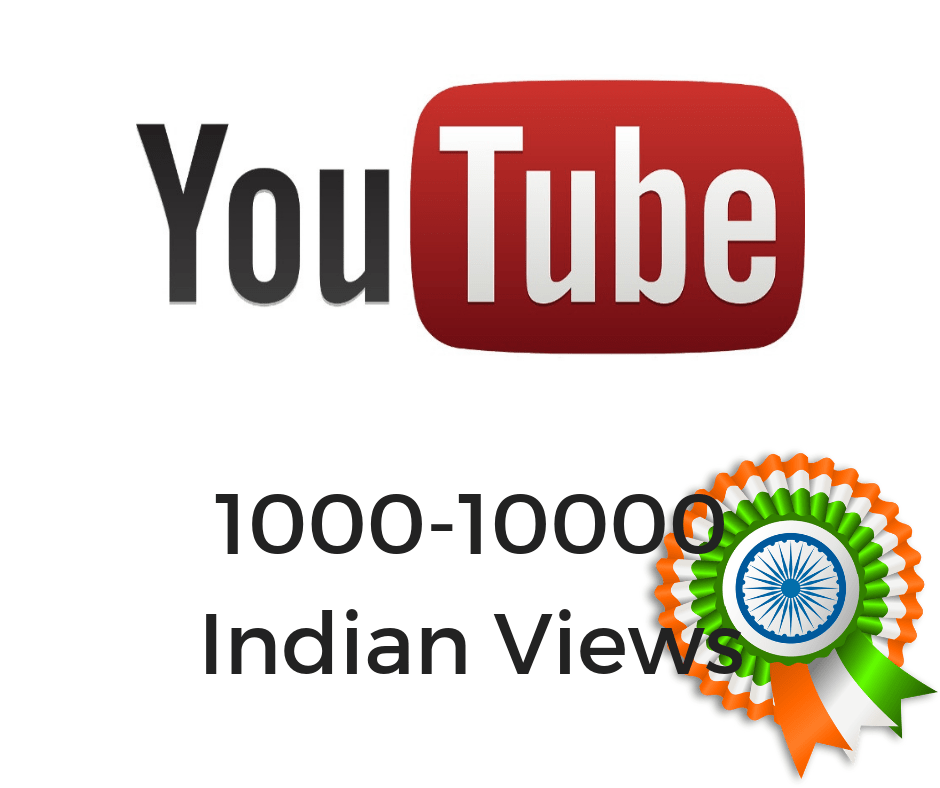 buy Indian youtube views